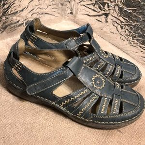 Spring Step Shoes Lartiste Sylvian Sandals Size 39